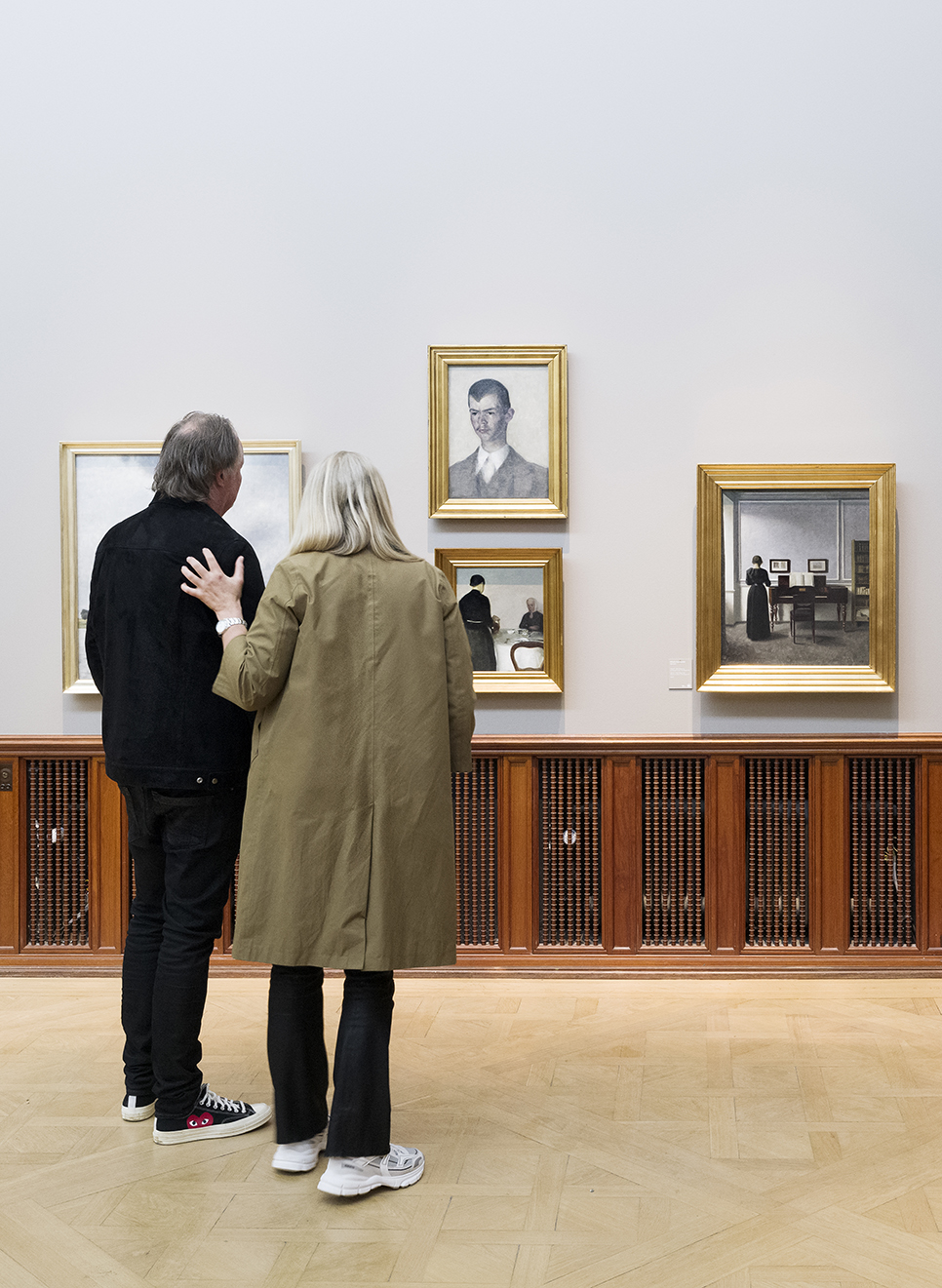 Hammershøi og hans tid. De danske sale, Ordrupgaard. Fotograf Paul Skovbakke.jpg
