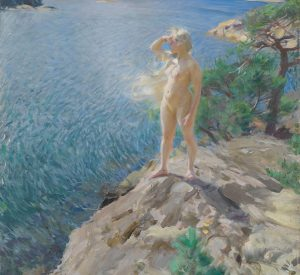 Ordrupgaard TEMPORARY EXHIBITIONS. ANDERS ZORN THE BEST UNDER THE SUN 1 OCT 2021 UNTIL 9 JAN 2022
