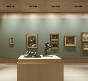 The French collection gallery 01, Ordrupgaard. Photo Laura Stamer