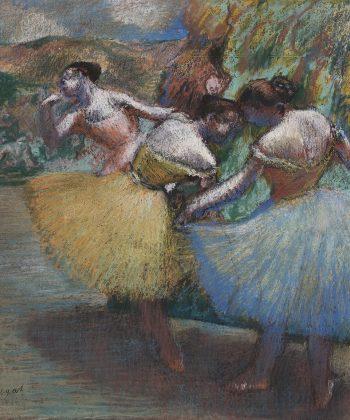 Masterpieces. Fra Degas til Hammershøi