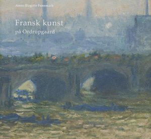 Bogudgivelse fransk kunst på Ordrupgaard af Anne-Birgitte Fonsmark. Foto Poul Skovbakke